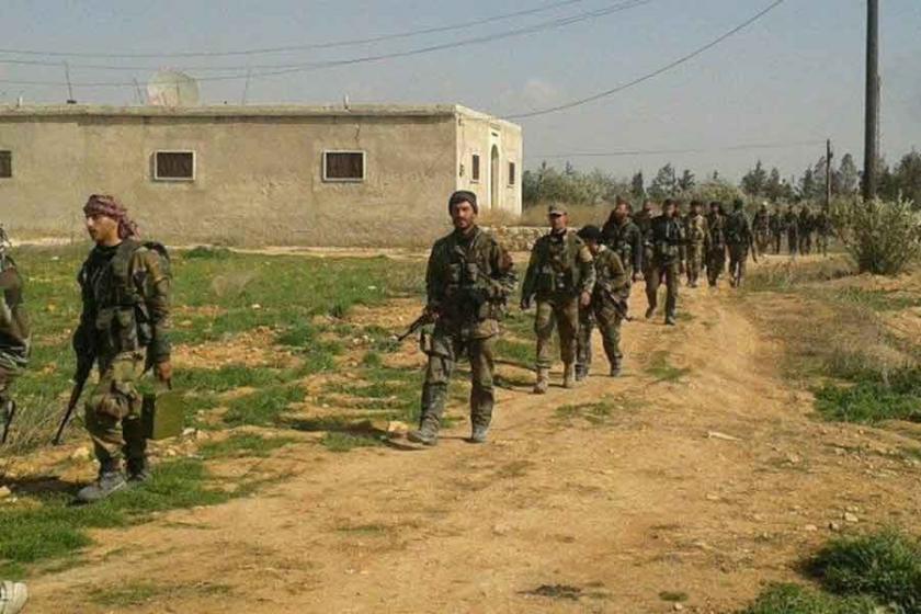 Suriye ordusu, İdlib'de stratejik kasabayı ele geçirdi