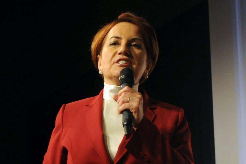 Meral Akşener: Cumhurbaşkanlığı seçiminde aday olacağım