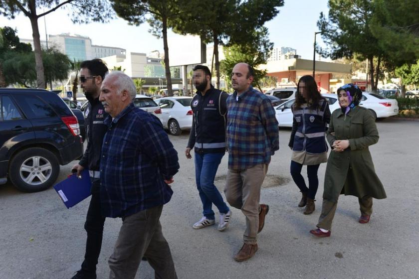 Adana'da bir şüpheli Bylock yüklü telefonunu klozete attı