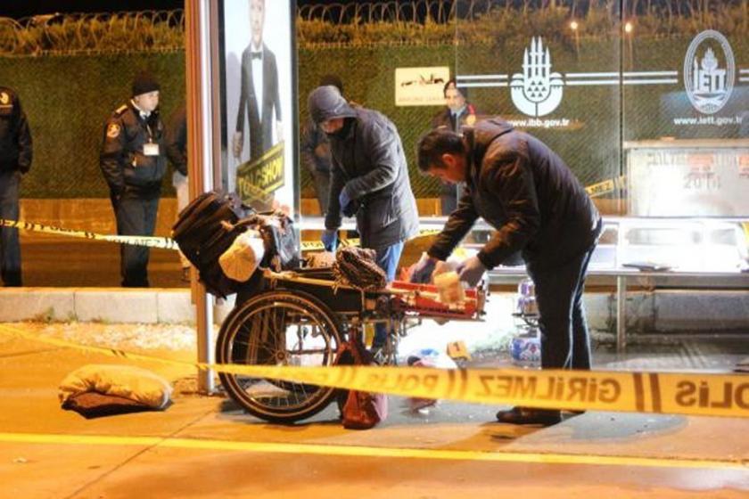 Maltepe'de engelliyi öldürüp kaçan şüpheli yakalandı