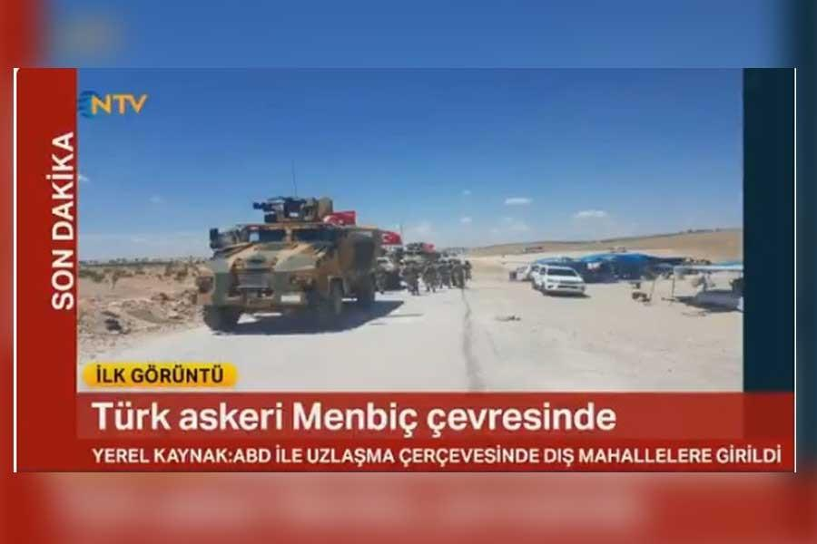 Manbij, East of Euphrates and the source of the problem