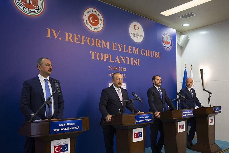 Can the relations between Turkey and EU be normalised easily?