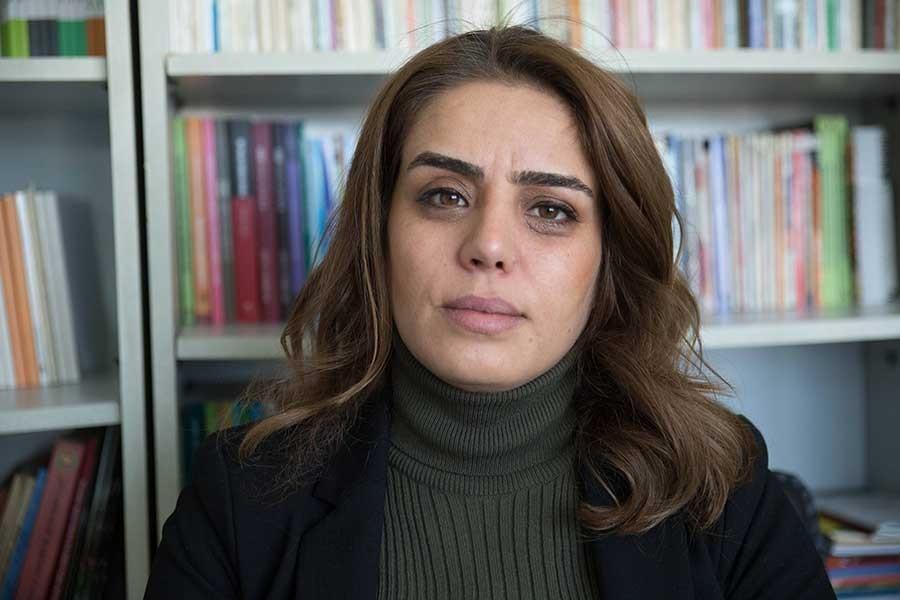 HDP Deputy Co-Chair Ayşe Acar Başaran
