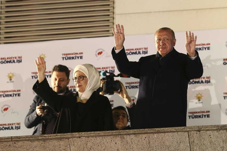 Turkey's new regime's test at the ballot box!