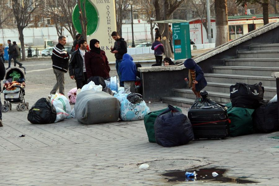 Turkey has a 'refugee policy problem' not a refugee problem