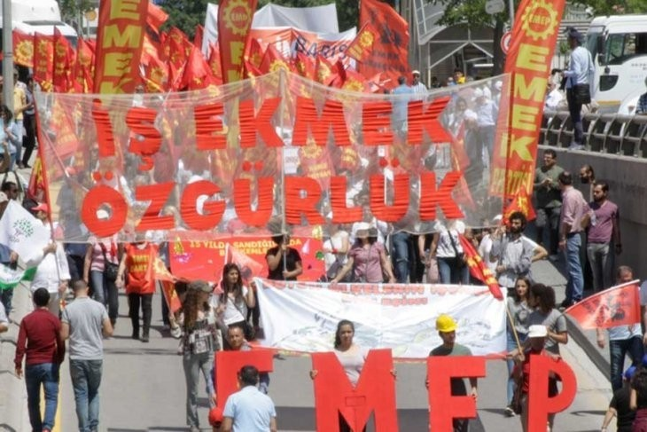Labour Party (EMEP): We will not carry this burden, no to war in Syria!