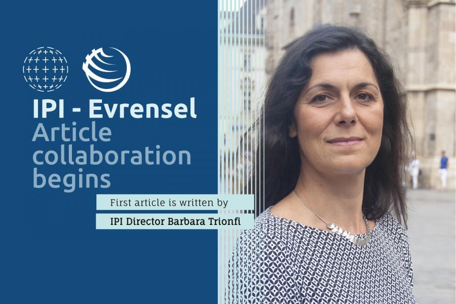 IPI - Evrensel article collaboration begins