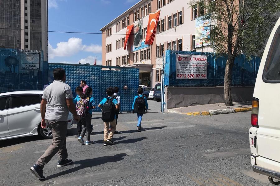 Increasing dissatisfaction in teachers' rooms at schools in Turkey