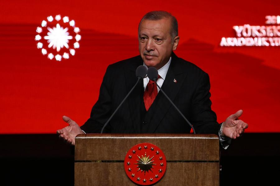 """What is the meaning of Erdoğan's """"new political style"""" as the AKP boils?"""