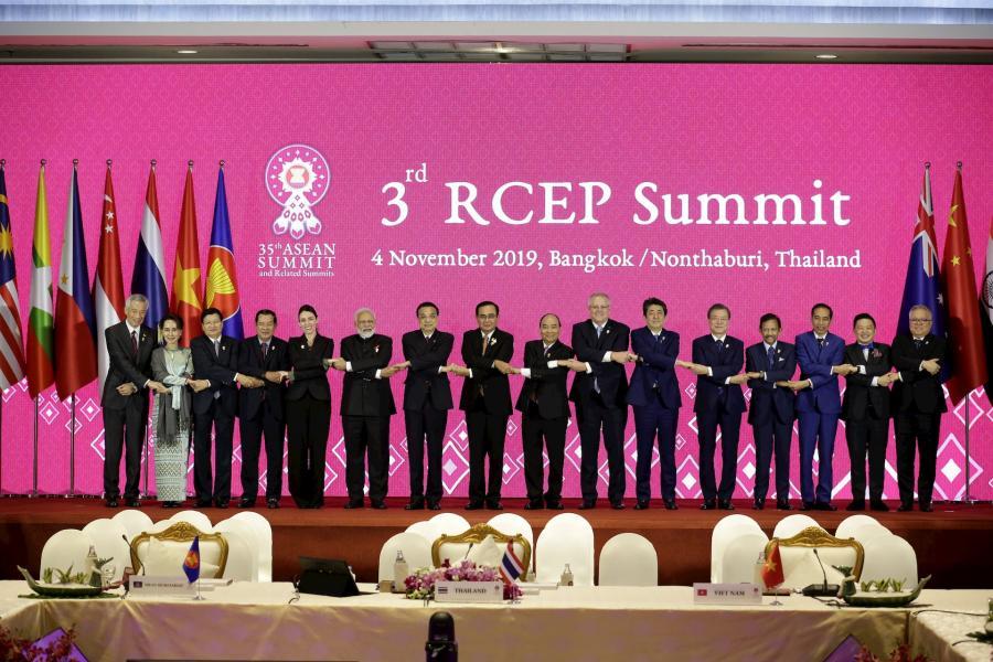ASEAN summit on November 2nd – 4th