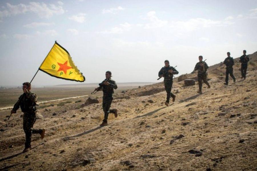 US begins arming YPG for Raqqa assault
