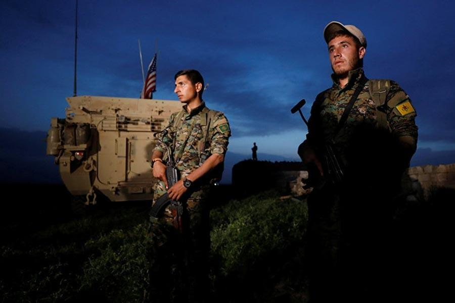 Trump's strategy is also dangerous for Kurds