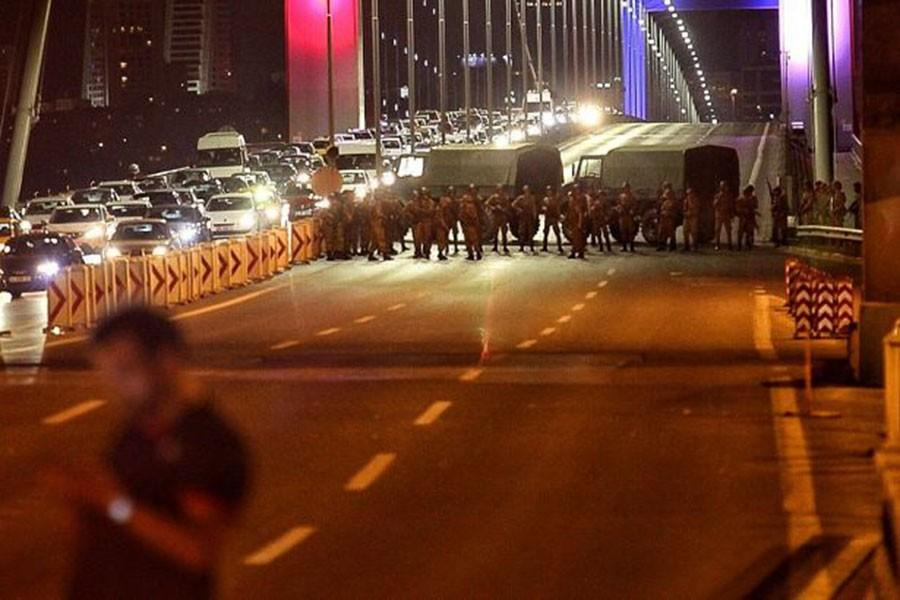 One year on after the failed coup