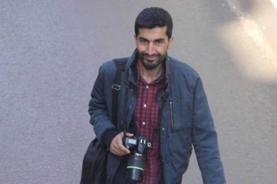 Journalist Nedim Türfent