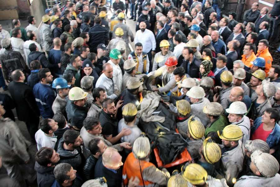 Two workers killed at Zonguldak mine collapse