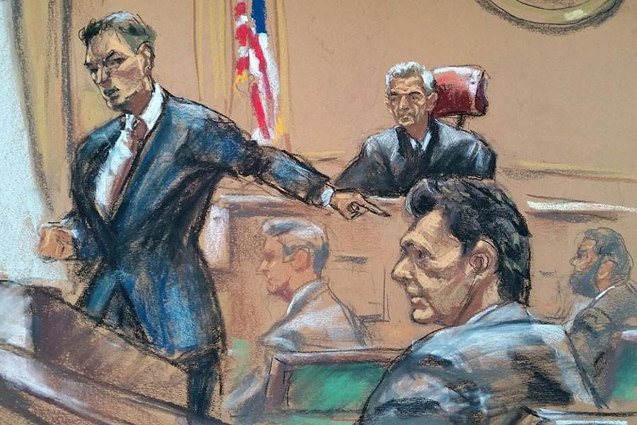 US court convicts Turkish banker Hakan Atilla in Iran sanctions-busting trial