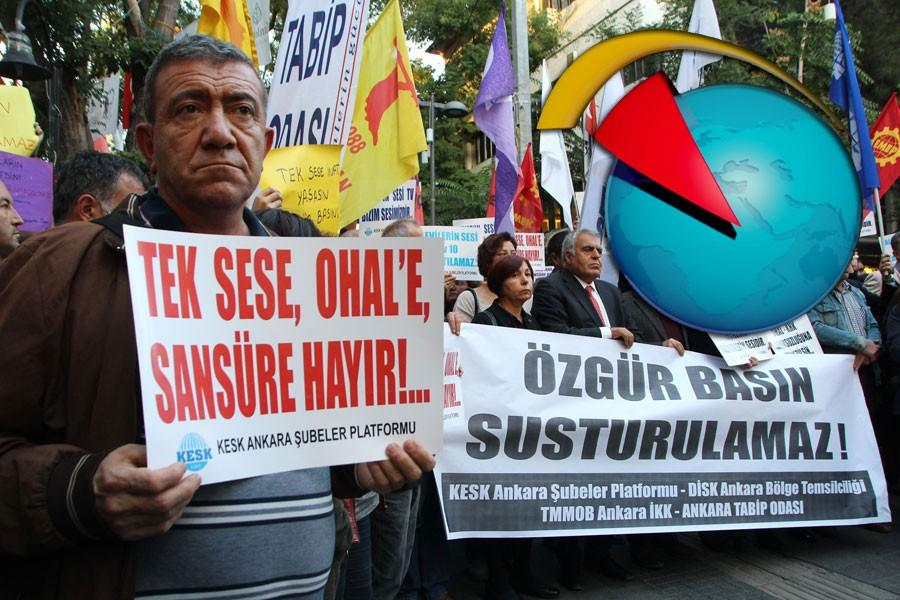 13 years of imprisonment wanted for managers of Hayatın Sesi TV