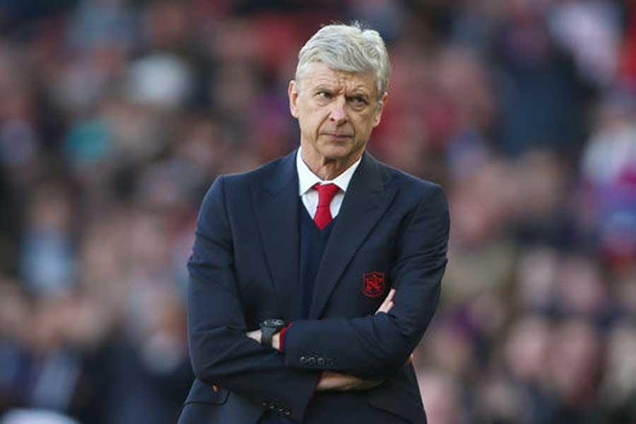 Arsenal Teknik Direktörü Arsene Wenger,