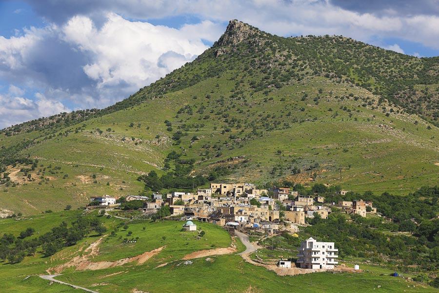 Mardin- Savurun köyü
