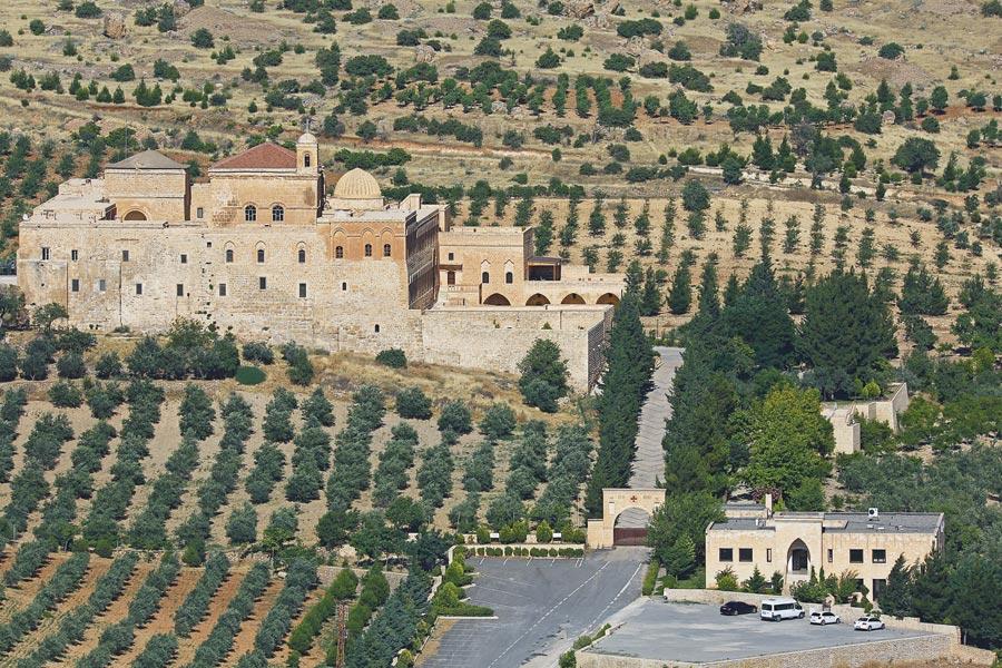 Deyrulzafarân Manastırı - Mardin
