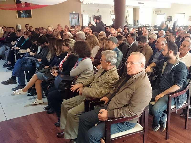 Kocaeli Demokrasi Girişimi, düzenlediği geniş katılımlı bir toplantı ile yeni dönemi tartıştı (Fotoğraf: Hasret Gültekin Kozan)
