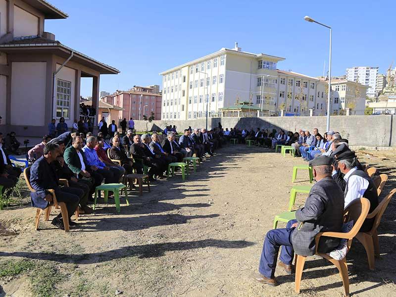 DTK, HDP ve DBP heyetlerinden Şırnak'ta ziyaret (Fotoğraf: MA)