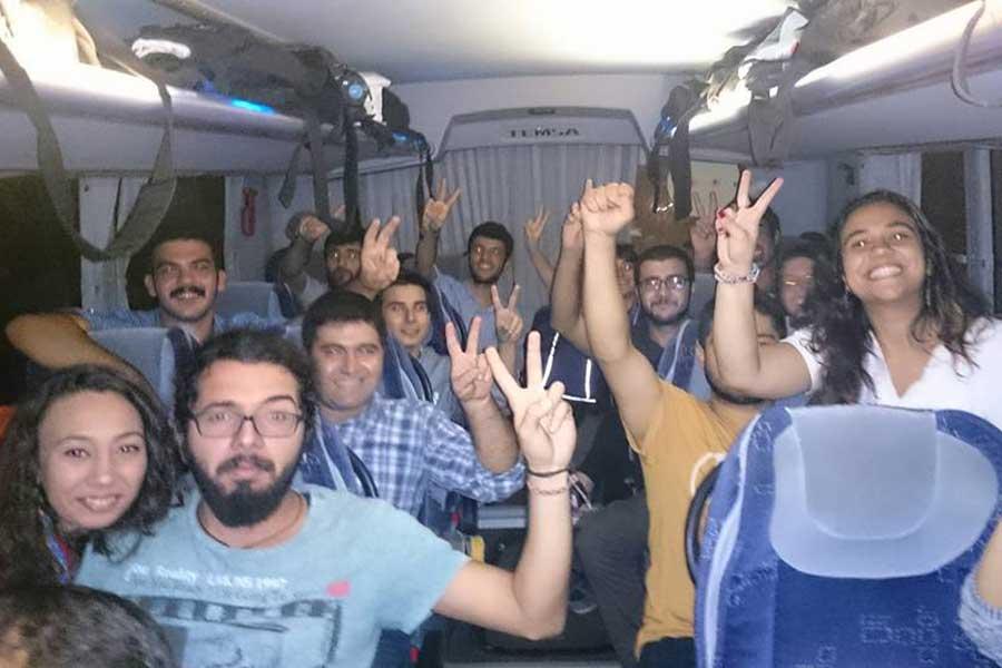 EMEK Partisi Üyesi Adnan Karataş, 10 Ekim Katliamı'ndan yaralı kurtuldu.