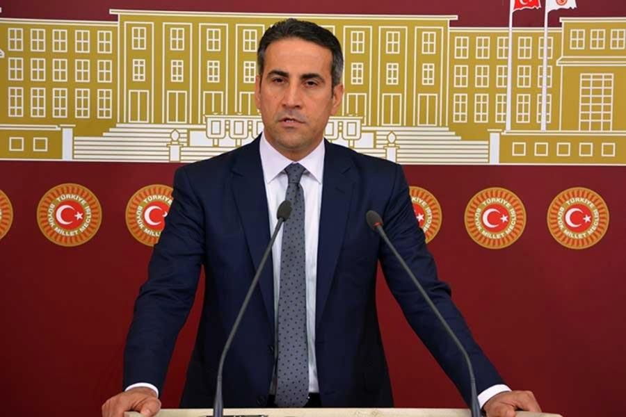 HDP Grup Başkan Vekili Ahmet Yıldırım