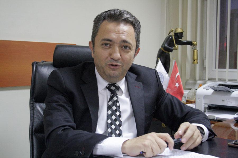 Mühendisleri Odası Başkanı Ayhan Yüksel