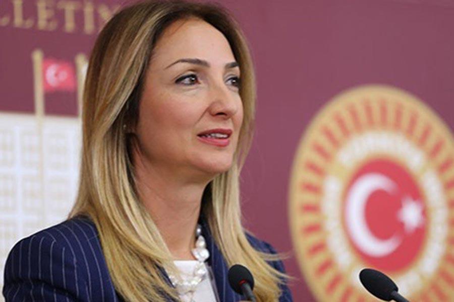 Bağımısız Ankara Milletvekili Aylin Nazlıaka