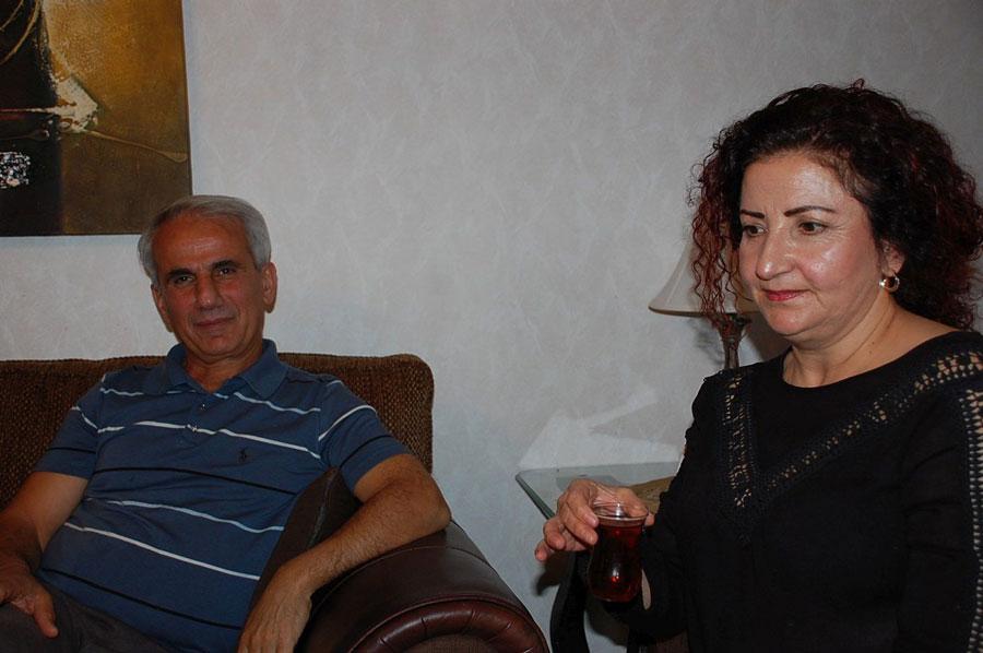 Denho ve Şamirhan İshak