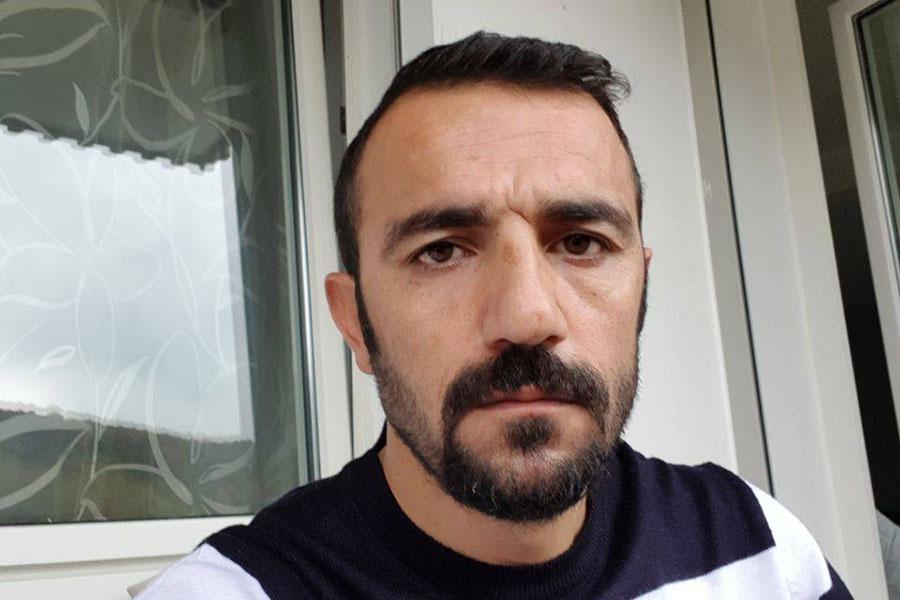 Kemal Kurkut'un ağabeyi Ercan Kurkut