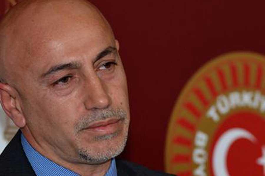 CHP Genel Başkan Yardımcısı Erdal Aksünger