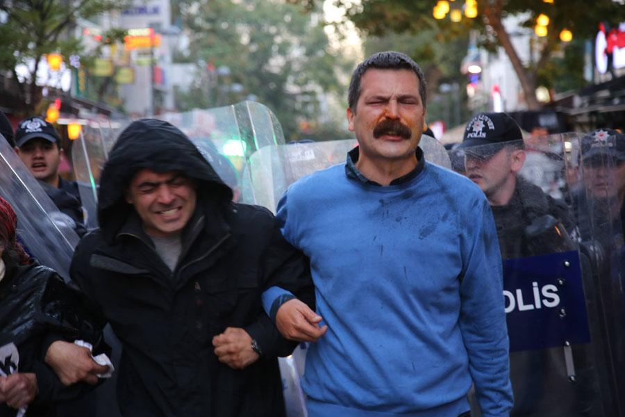 Erkan Baş (Fotoğraf: MA)