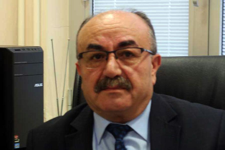 Belediye-İş 2 No'lu Şube Başkanı Erol Özdemir
