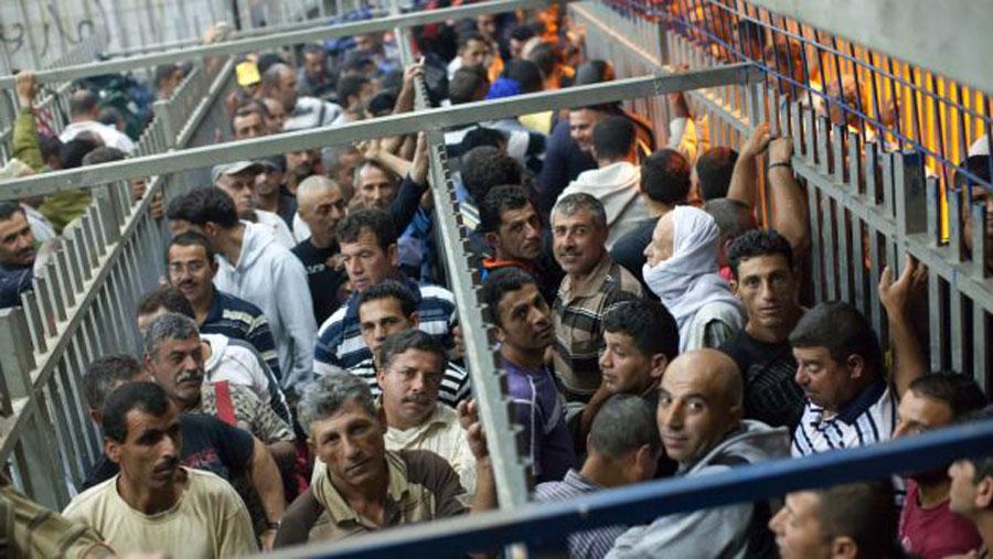 Filistinli işçiler