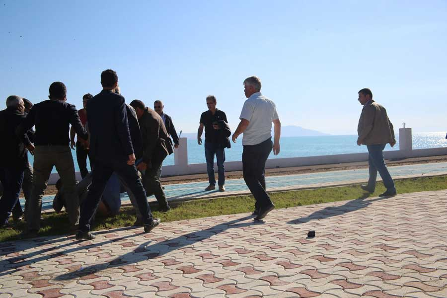 Gazeteci İdris Yılmaz'a saldırı