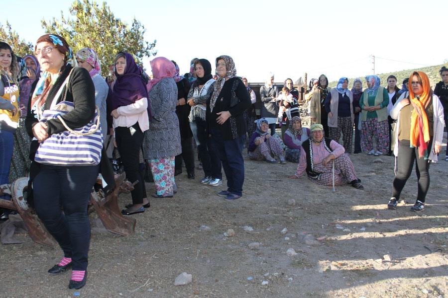 Tüpraş işçisi Mehmet Karademir'in cenaze töreni