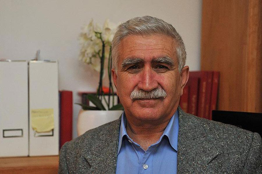 Kürdistan Sosyalist Partisi (PSK) Genel Sekreteri Mesud Tek