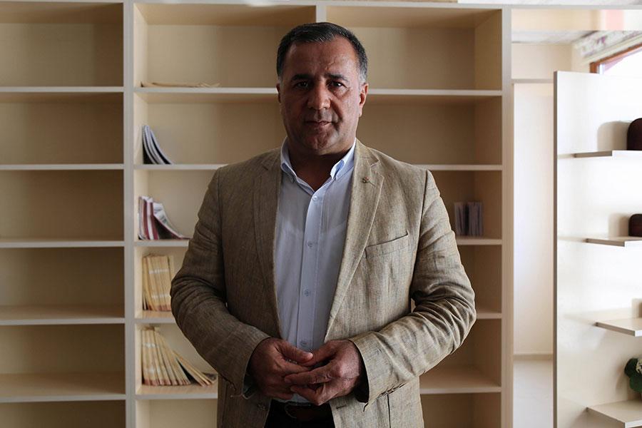 İHD Diyarbakır Şube Başkanı Raci Bilici