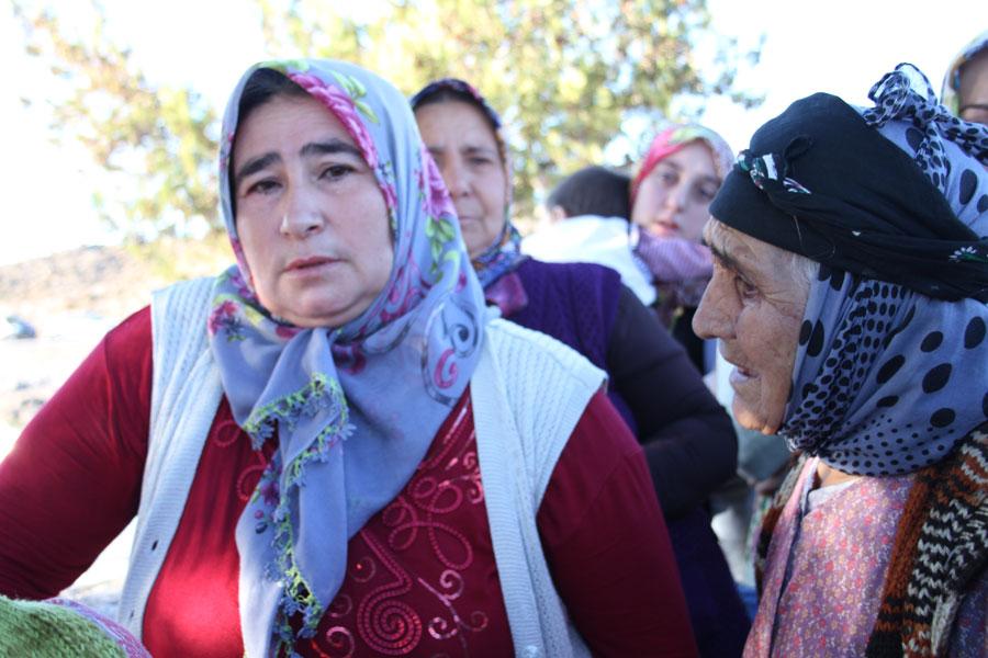 Mehmet Karademir'in annesi Sabriye Karademir