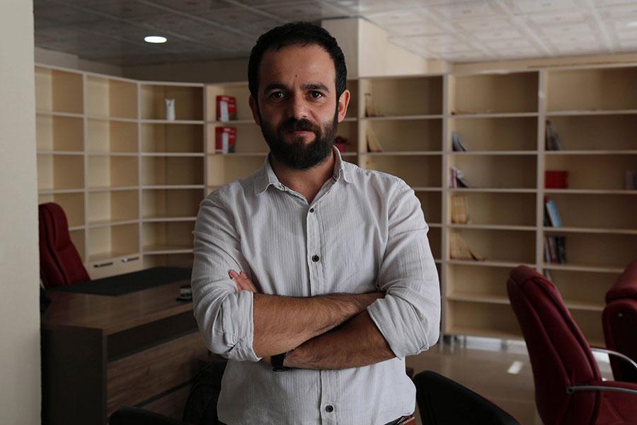 Diyarbakır Tabip Odası Başkanı Mehmet Şerif Demir