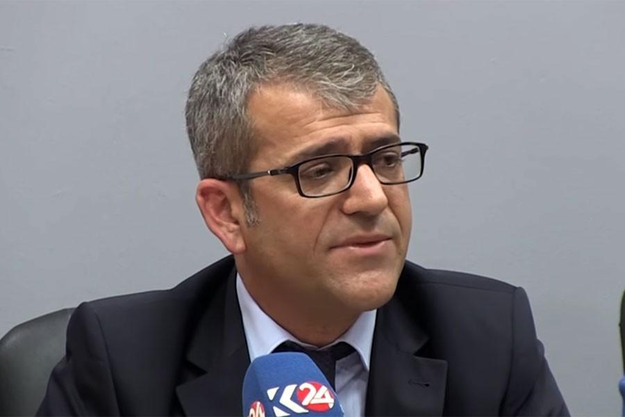 Türk Tabibler Birliği Merkez Konsey Üyesi Şehmus Gökalp