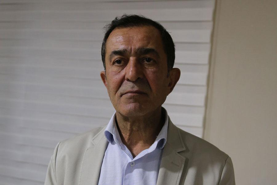 Dev Maden-Sen Genel Başkanı Tayfun Görgün