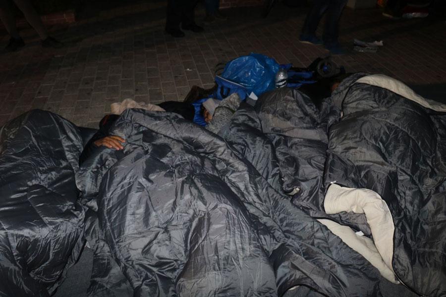 Yunan adalarındaki mülteciler