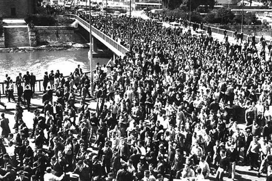 1977 pahalılığa karşı ekmek ayaklanması