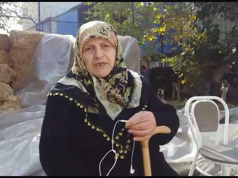 Bursa Gürsu'da boya fabrikasında patlama - Görgü tanığı yaşlı kadın