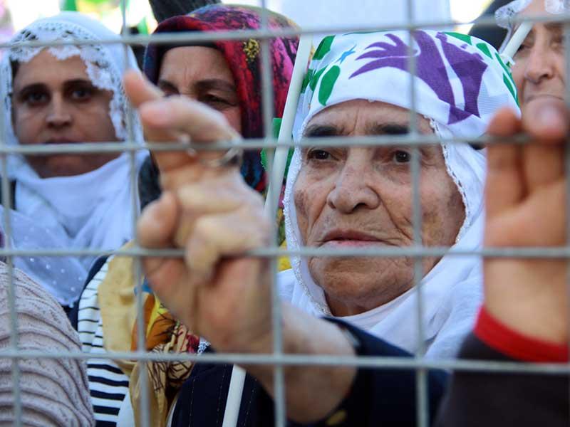 HDP - TJA - Diyarbakır mitingi (Fotoğraf: EVRENSEL)