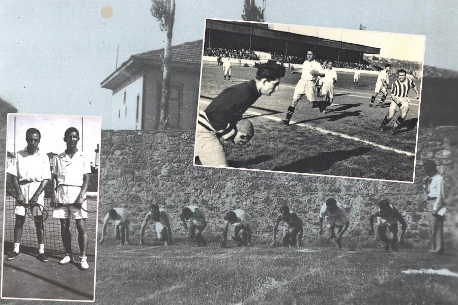 Krino Kafato'nun sporcu kimliği