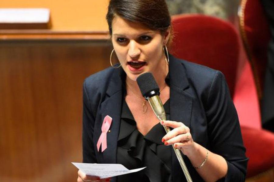 Fransa Toplumsal Cinsiyet Eşitliği Bakanı Marlene Schiappa